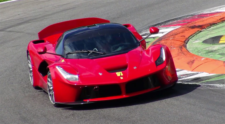 Ferrari LaFerrari XX Testing Video – Epicness Ensues