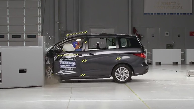 Shocking: Some Small Cars Falter In Latest IIHS Overlap Crash Test