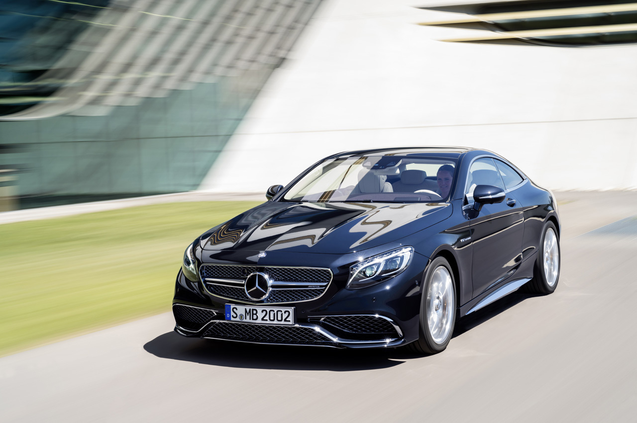 2015 mercedes benz s65 amg coupe introduced with turbo v12 for Mercedes benz s 65