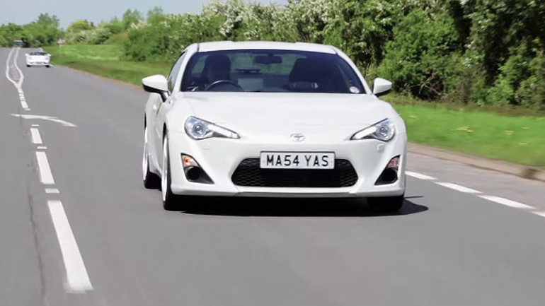 Toyota GT86/Scion FR-S Supercharged Compared To Half-Way TRD Attempt: Video