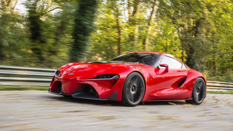 Next Toyota Supra and BMW Z4 To Share Platform and Powertrains – Turbo 4-cyl and Hybrid Possible