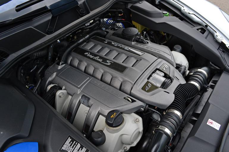 2014 Porsche Cayenne Turbo S Review  Test Drive
