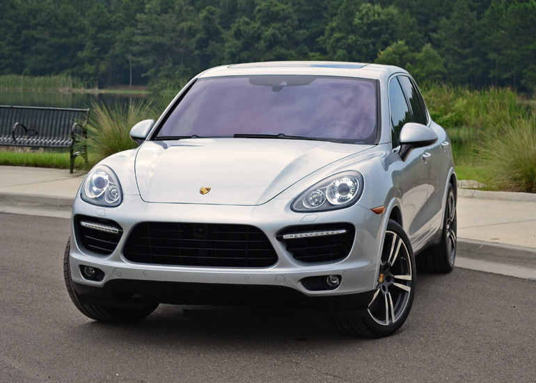 in our garage 2014 porsche cayenne turbo s. Black Bedroom Furniture Sets. Home Design Ideas