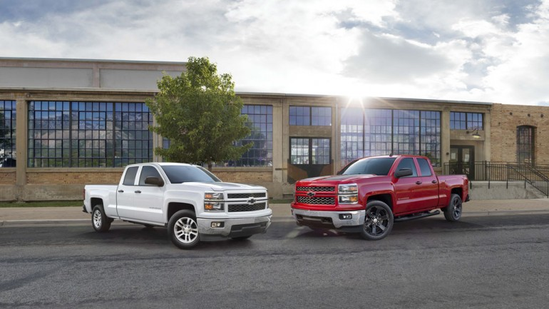 Chevrolet Introduces 2015 Rally Edition Silverado With The Black Tie Treatment