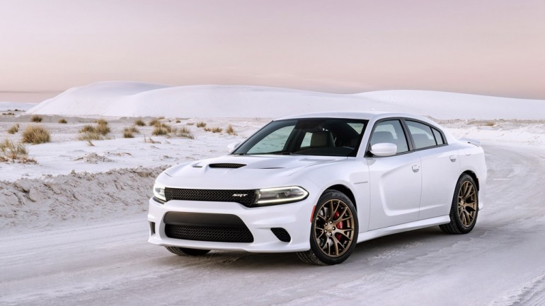 2015 Dodge Charger SRT Hellcat Revealed w/ 707-Horsepower