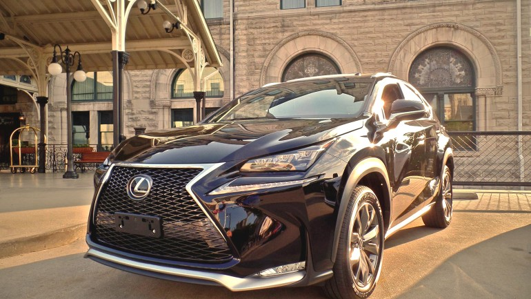 Grit and Grace at the Crossroads: The All-New 2015 Lexus NX