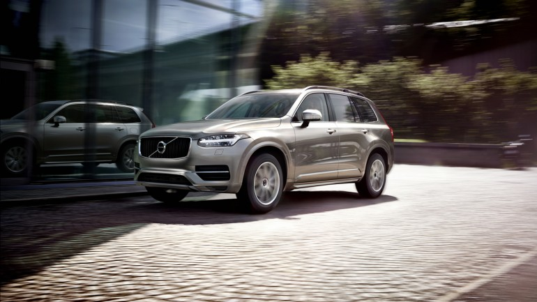 Volvo Sparks Conversations With All-New 2015 XC90 SUV Reveal and Emerging S90 Sedan Details