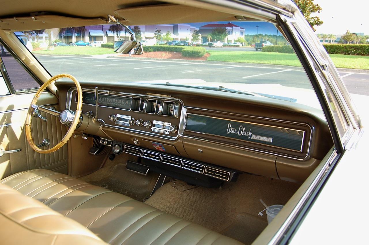 Enjoy The Photos 1966 Pontiac Star Chief Executive