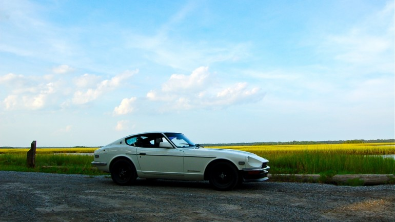 1971 Datsun 240z: Sometimes Less is More