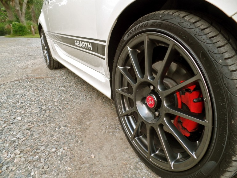 2014 Fiat 500c Abarth Cabrio