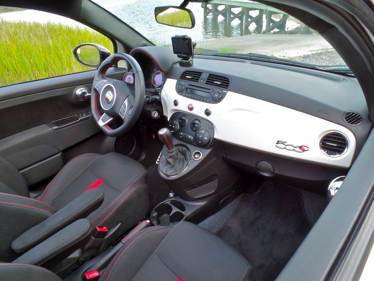 fiat 500 automatic gearbox instructions