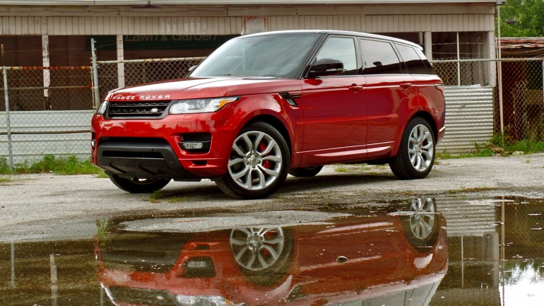 In Our Garage: 2014 Range Rover Sport V8 Autobiography