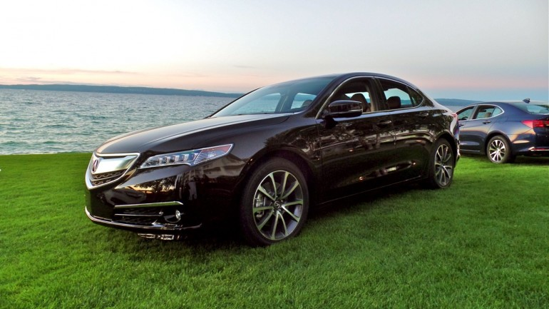 Automotive Addicts Road Trip: 2015 Acura TLX