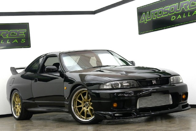 Ebay Find: Super Clean 1997 NISSAN SKYLINE R33 GT-R V-SPEC