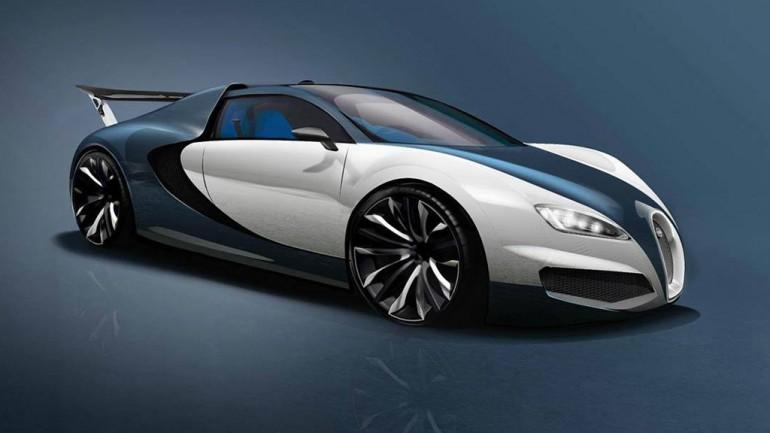 Hypercar Top-Speed Battle: Hennessey Plans 290mph Venom F5 While Bugatti Plans 286mph Veyron Successor