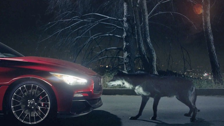 Infiniti Q50 Eau Rouge Is The Beast Within Inspiring Hopes to Unleash It: Video