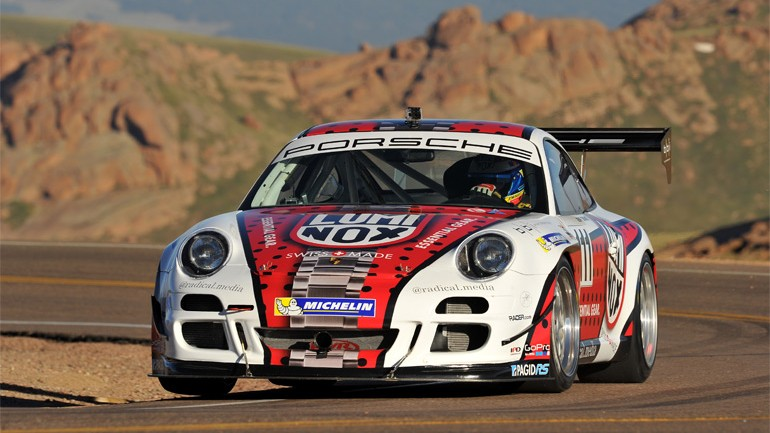 Jeff Zwart's Pikes Peak International Hill Climb Is of Epic Proportions: Video