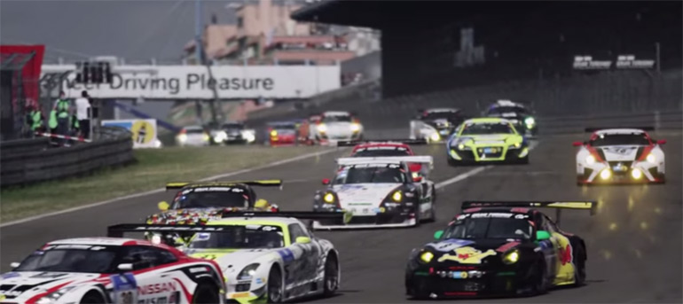 Taste of Nurburgring 24 Hours: Video