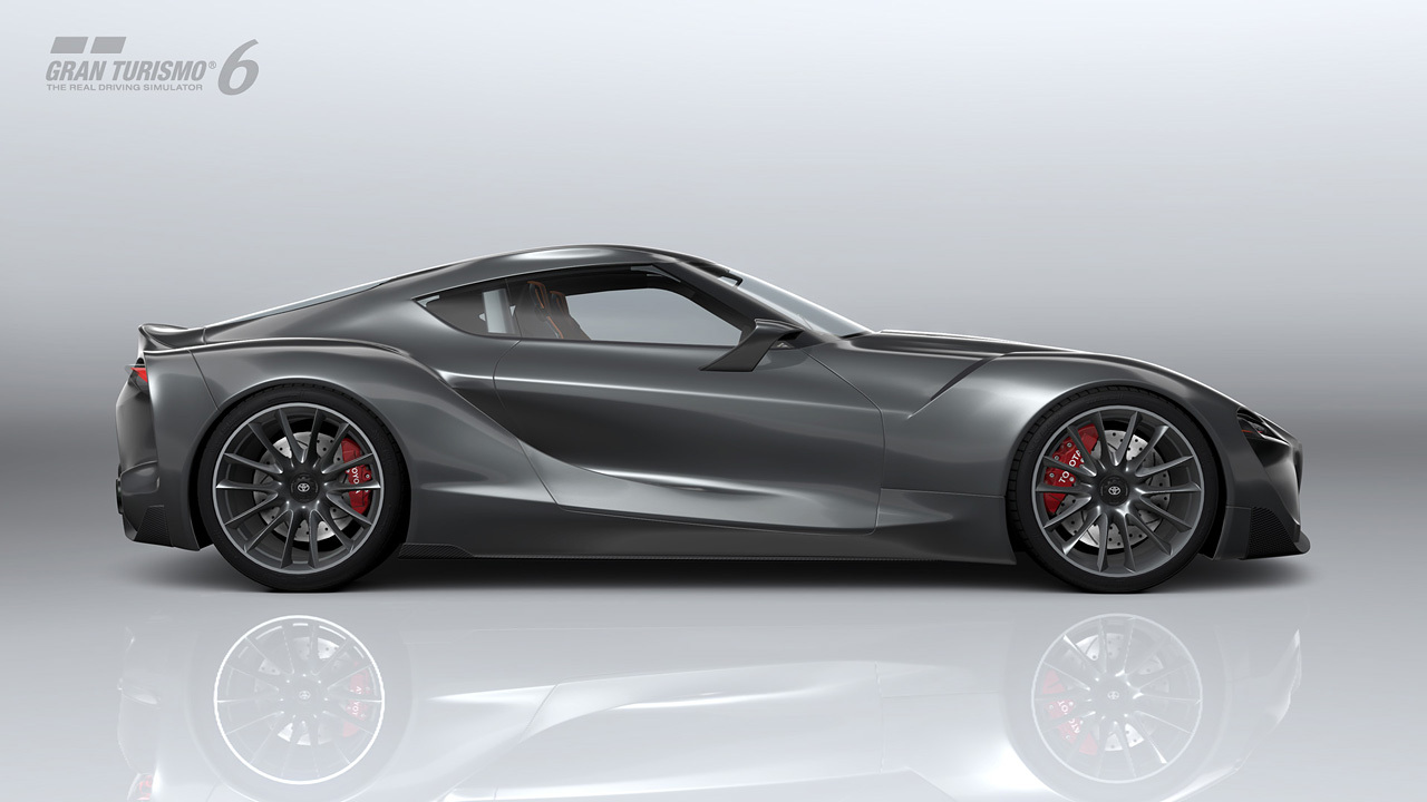 Toyota ft 1 Concept 10