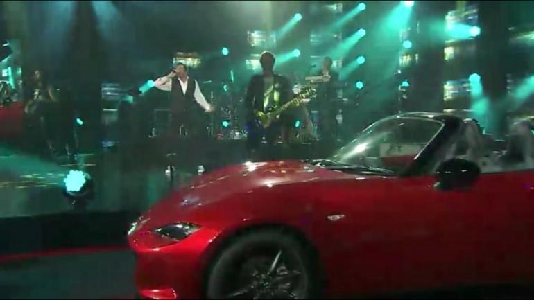 Duran Duran Mazda MX-5