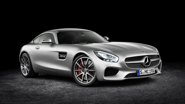 Mercedes Announces the Mercedes-AMG GT