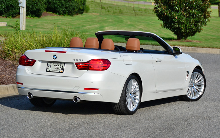 In Our Garage BMW I Convertible - Bmw 325i 2014