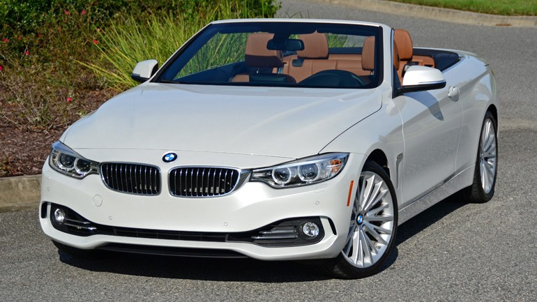 In Our Garage: 2014 BMW 435i Convertible