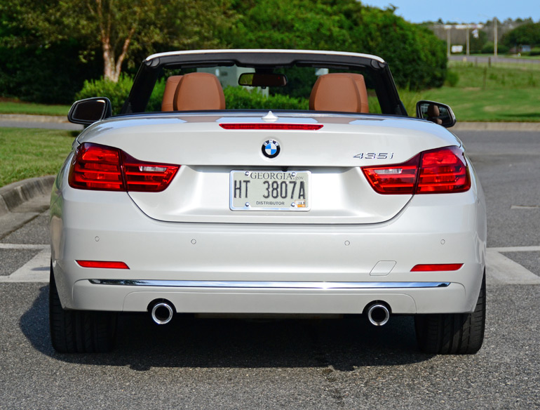 2014 BMW 435i Convertible Review & Test Drive