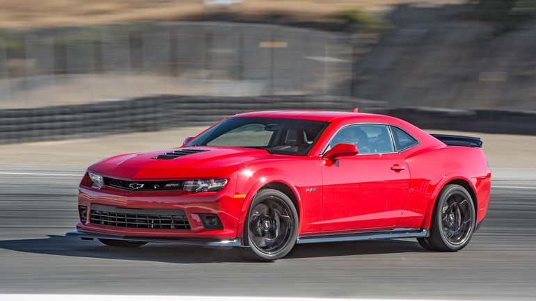 Motor Trend Selects Camaro Z/28 As 2014 Best Driver's Car