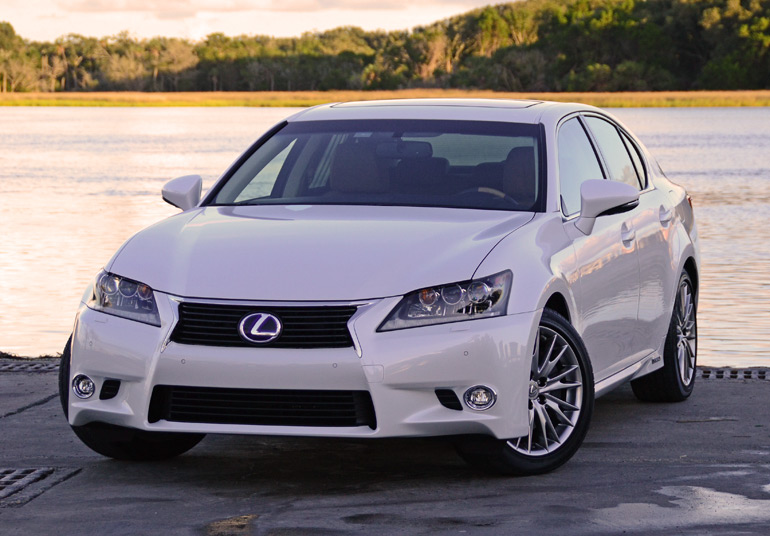 In our garage 2014 lexus gs 450h hybrid sciox Images