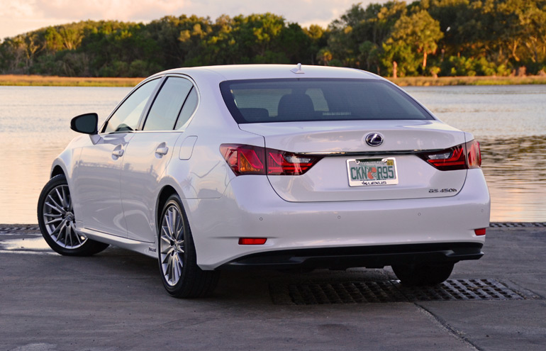 In our garage 2014 lexus gs 450h hybrid 2014 lexus gs 450h rear2 sciox Images