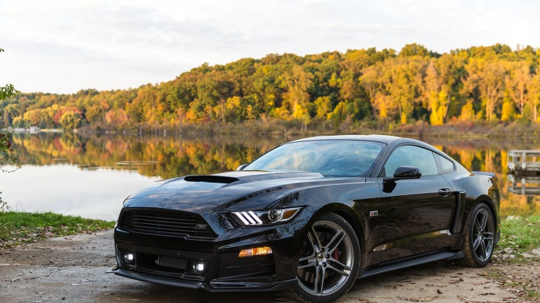 All-New 2015 ROUSH Mustangs Introduced