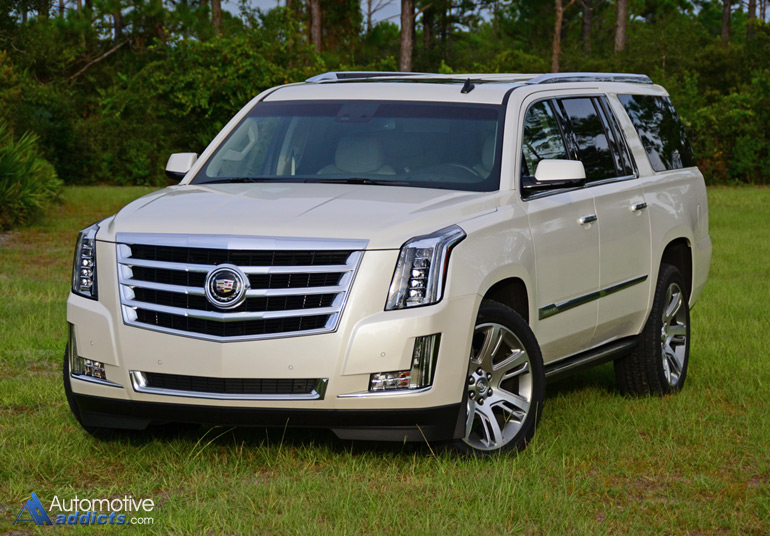 in our garage 2015 cadillac escalade esv. Cars Review. Best American Auto & Cars Review
