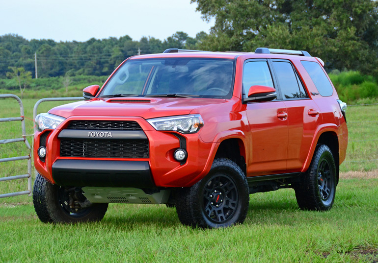 Toyota 4runner Towing Capacity >> 2015 Toyota 4Runner TRD Pro Review & Test Drive