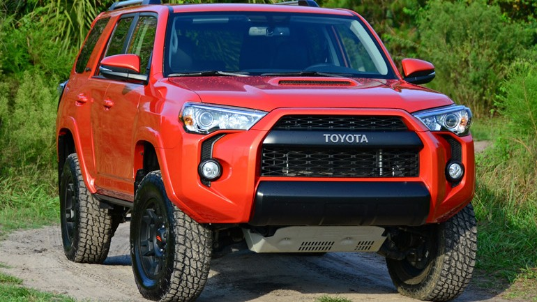 In Our Garage: 2015 Toyota 4Runner TRD Pro