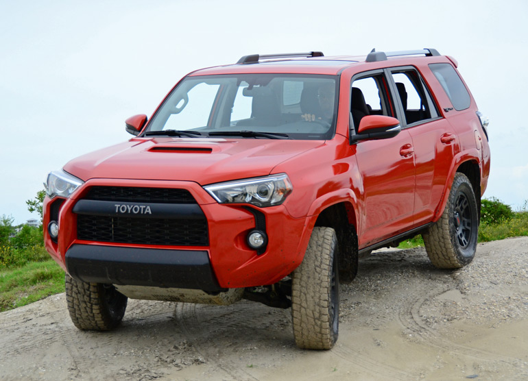 first impressions of the 2015 toyota 4runner trd pro from senior. Black Bedroom Furniture Sets. Home Design Ideas