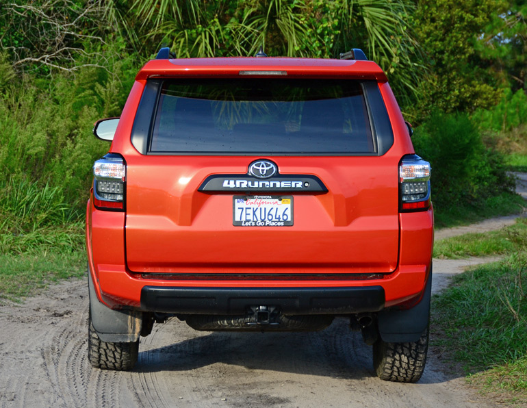 2015 Toyota 4runner Trd Pro Review Amp Test Drive
