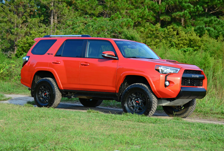 4Runner Towing Capacity >> 2015 Toyota 4Runner TRD Pro Review & Test Drive