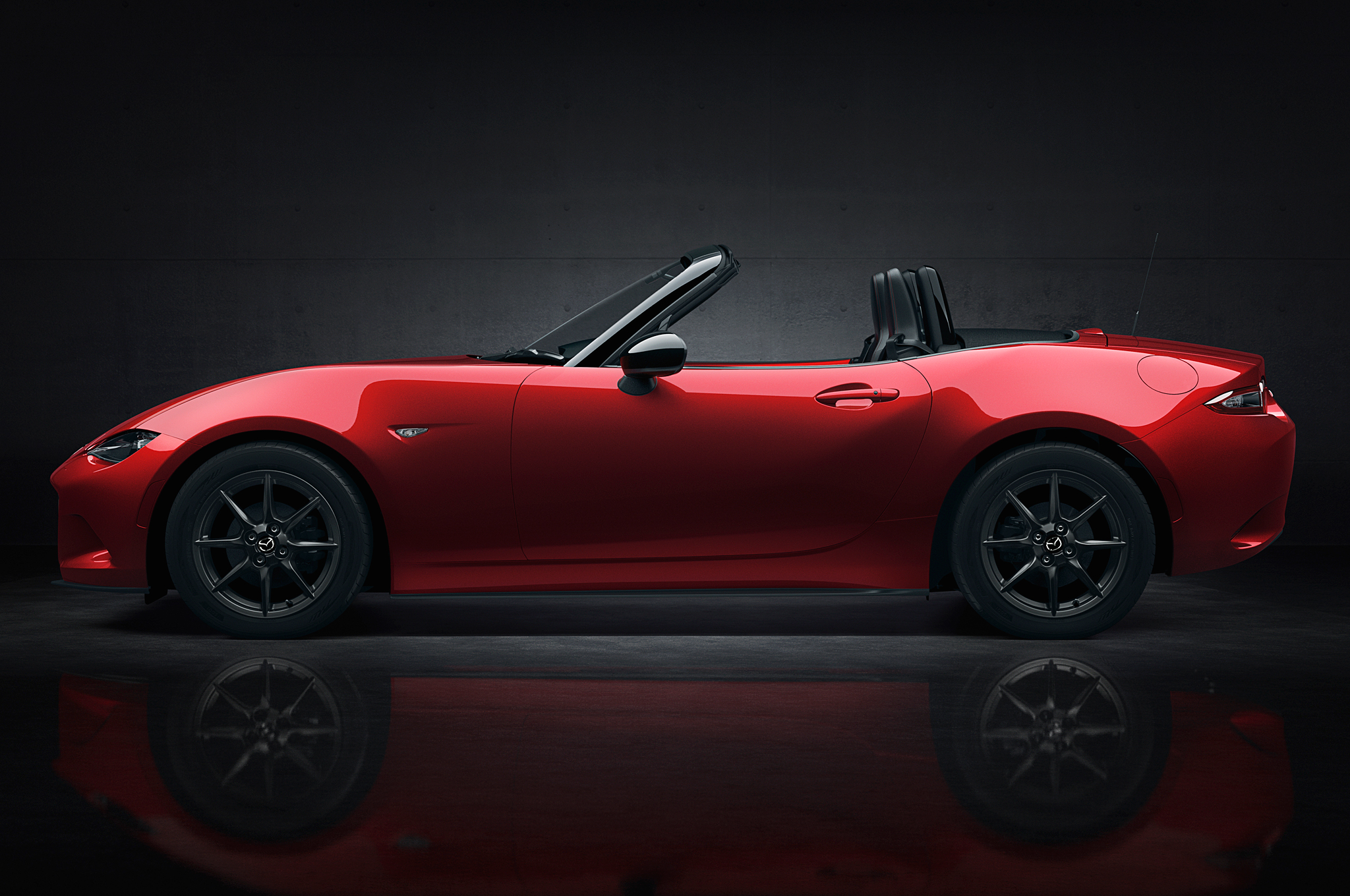 2016 mazda miata mx 5 revealed ushering in 25 years of the enthusiasts roadster. Black Bedroom Furniture Sets. Home Design Ideas