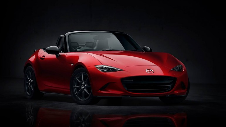 2016 Mazda Miata MX-5 Revealed Ushering In 25 Years of the Enthusiasts' Roadster
