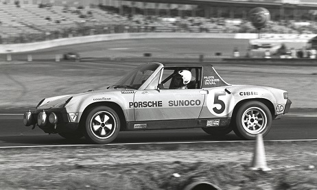 Porsche 914 Honored at 20th Amelia Island Concours d'Elegance