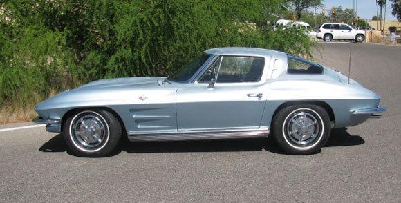 """Chevrolet Jacksonville Fl >> Ebay Find: """"Mr. October"""" Reggie Jackson's 1963 Split Window Corvette"""