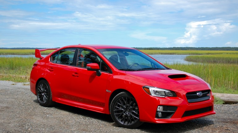 In Our Garage: 2015 Subaru WRX STI