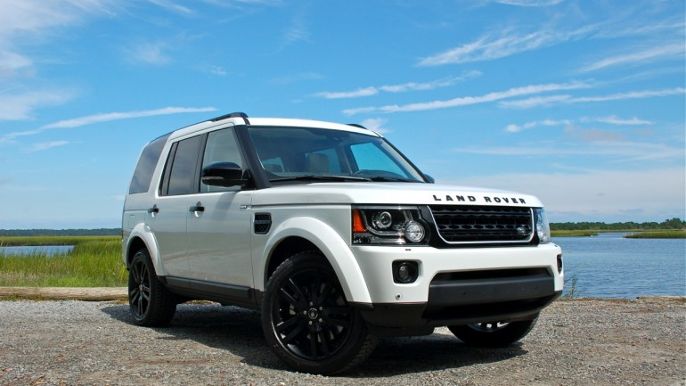 In Our Garage: 2014 Land Rover LR4