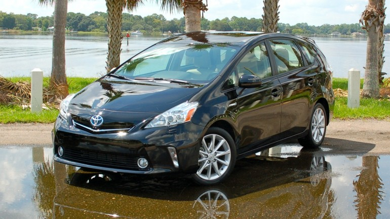 In Our Garage: 2014 Toyota Prius V Five Model