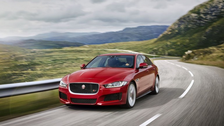 Congratulations, it's a baby… Jaguar: All-New XE is Revealed