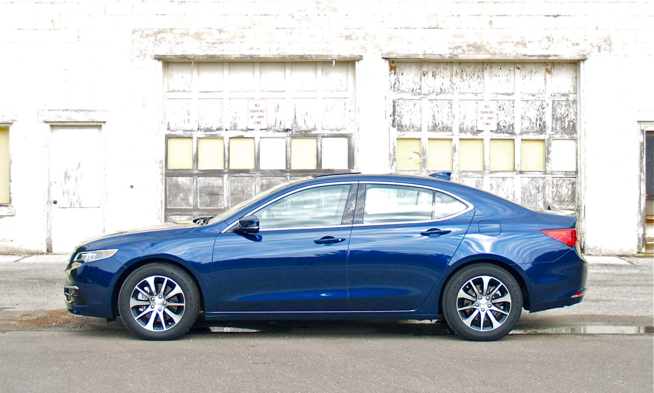 Ban The MiniVan Family Fun Machines For Under K - 2015 acura tlx mpg