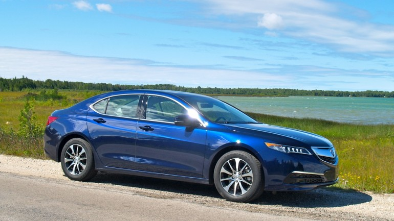 The 2015 Acura TLX: They Really Did Make This One for Us