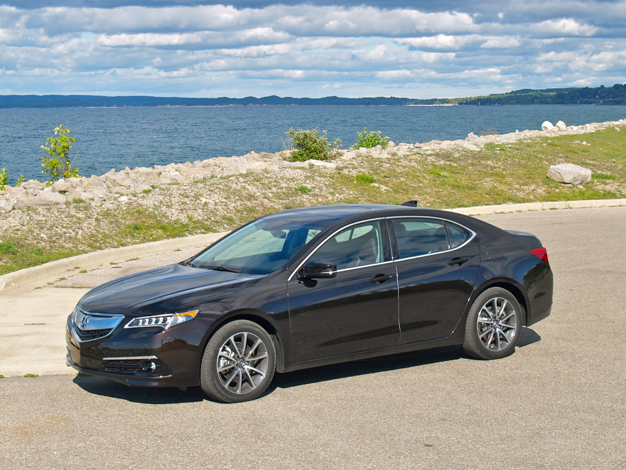 The Acura TLX They Really Did Make This One For Us - 2015 acura tlx mpg