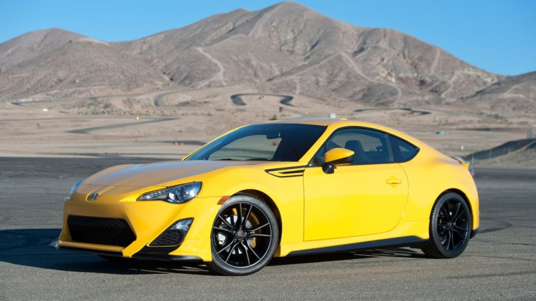 Scion FR-S Release Series 1.0 Now Available